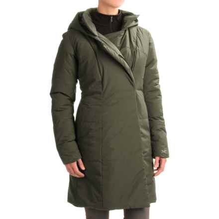 Arc'teryx Gore-Tex® Gambier Parka - Waterproof, Insulated (For Women) in Caper - Closeouts