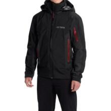 Arc'teryx Gore-Tex® Modon Ski Jacket - Waterproof, Insulated, RECCO® (For Men) in Blackbird - Closeouts