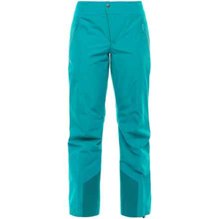 Arc'teryx Kakeela Gore-Tex® Ski Pants - Waterproof, Insulated (For Women) in Cerulean - Closeouts