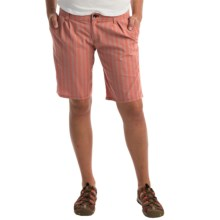 Arc'teryx Kalama Shorts - Pleats (For Women) in Koi - Closeouts