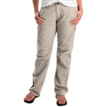 Arc'teryx Kenna Pants (For Women) in Chalk Stone - Closeouts