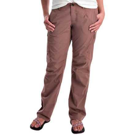 Arc'teryx Kenna Pants (For Women) in Redrock - Closeouts