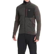 Arc'teryx Konseal Polartec® PowerDry® Jacket (For Men) in Iron Anvil - Closeouts