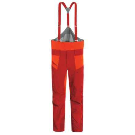 Arc'teryx Lithic Comp Gore-Tex® Ski Bib Pants - Waterproof (For Men) in Aruna - Closeouts
