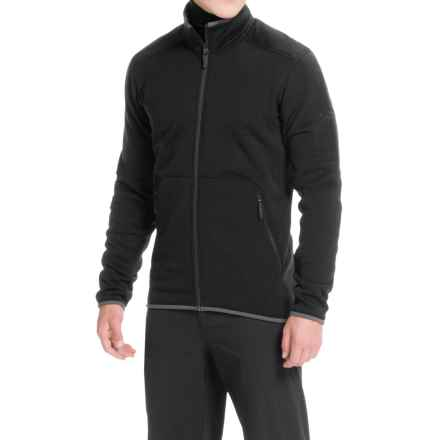 Arc'teryx Lorum Polartec® Power Stretch® Pro Jacket (For Men) in Black - Closeouts