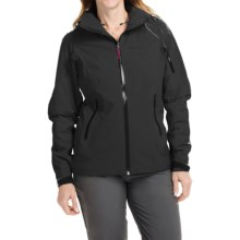 Arc'teryx Meta Gore-Tex® Jacket - Waterproof, Insulated (For Women) in Black - Closeouts