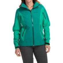 Arc'teryx Meta Gore-Tex® Jacket - Waterproof, Insulated (For Women) in Seaglass - Closeouts