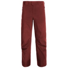 Arc'teryx Mirrex Gore-Tex® Ski Pants - Waterproof, Insulated (For Men) in Cherokee Brick - Closeouts