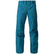 Arc'teryx Morra Gore-Tex® Ski Pants - Waterproof, Insulated (For Women) in Cyan Blue - Closeouts