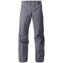 Arc'teryx Morra Gore-Tex® Ski Pants - Waterproof, Insulated (For Women) in Heron - Closeouts