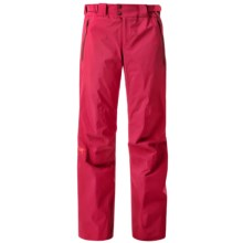 Arc'teryx Morra Gore-Tex® Ski Pants - Waterproof, Insulated (For Women) in Pink Tulip - Closeouts