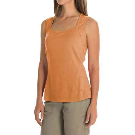 Arc'teryx Motive Shirt - UPF 50+, Sleeveless (For Women) in Papaya - Closeouts