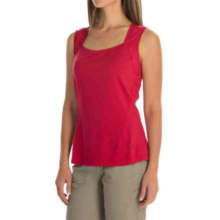 Arc'teryx Motive Shirt - UPF 50+, Sleeveless (For Women) in Vanda Orchid - Closeouts