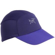 Arc'teryx Motus Baseball Cap - UPF 25 (For Men and Women) in Azul - Closeouts
