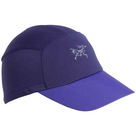 Arc'teryx Motus Baseball Cap - UPF 25 (For Men and Women) in Azul - Closeouts