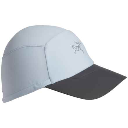Arc'teryx Motus Baseball Cap - UPF 25 (For Men and Women) in Zircon - Closeouts