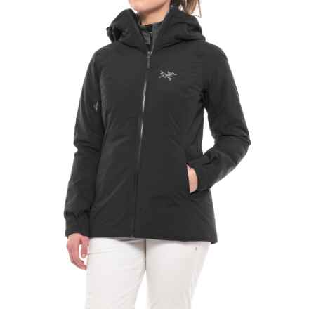 Arc'teryx Nadina Gore Thermium® Jacket - Insulated (For Women) in Black - Closeouts
