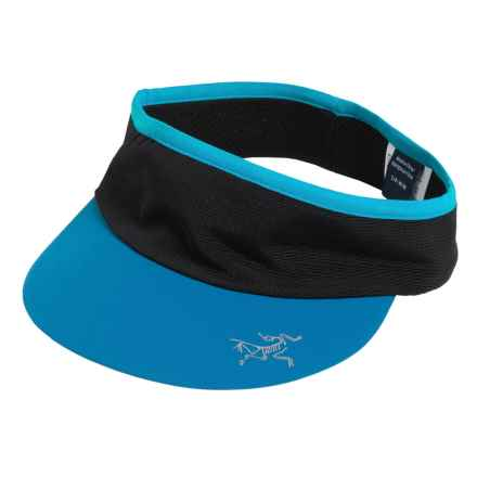 Arc'teryx Neutro Visor (For Men) in Borneo Blue - Closeouts