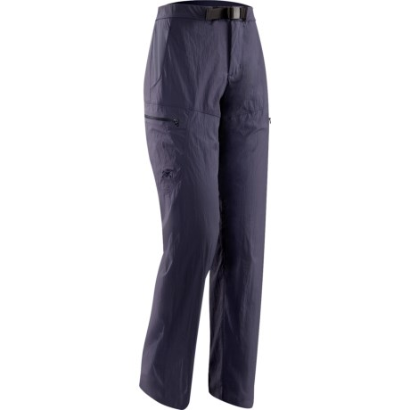 Arc'teryx Palisade Pants (For Women) in Blue Kyanite