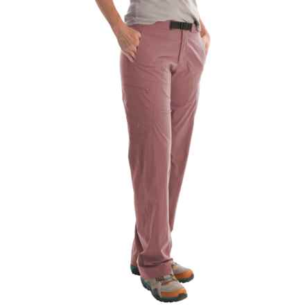 Arc'teryx Palisade Pants (For Women) in Redrock - Closeouts