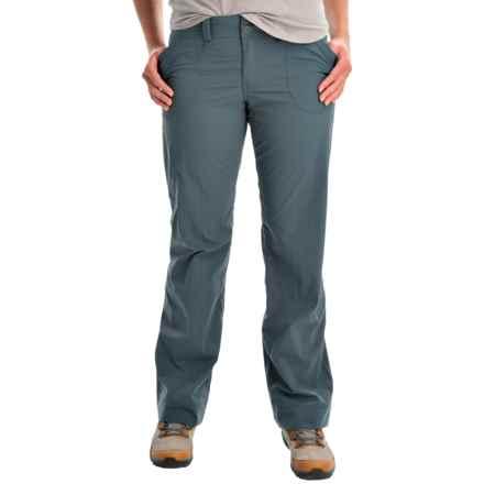 Arc'teryx Parapet Pants - UPF 50 (For Women) in Blue Smoke - Closeouts