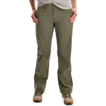 Arc'teryx Parapet Pants - UPF 50 (For Women) in Cargo Green - Closeouts