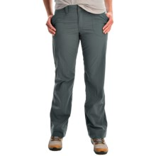Arc'teryx Parapet Pants - UPF 50 (For Women) in Nautic Grey - Closeouts