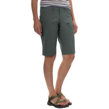 Arc'teryx Parapet Shorts (For Women) in Nautic Grey - Closeouts