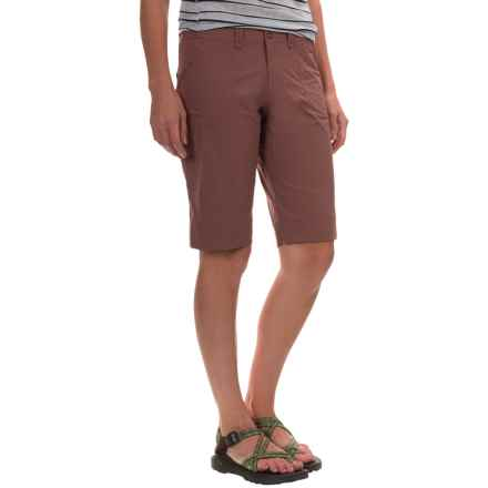Arc'teryx Parapet Shorts (For Women) in Redrock - Closeouts