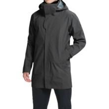 Arc'teryx Parsec Gore-Tex® Coat - Waterproof (For Men) in Soapstone - Closeouts