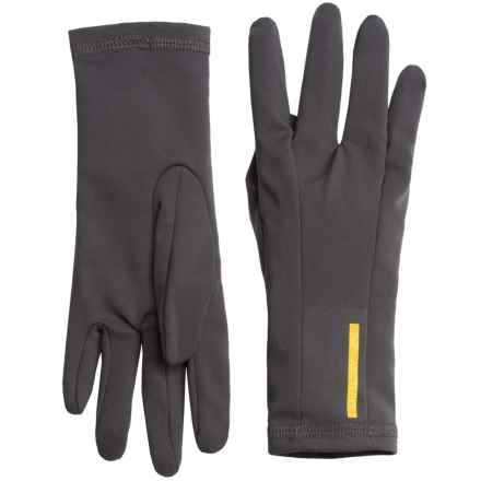 Arc'teryx Phase Gloves - Touchscreen Compatible in Iron Anvil - Closeouts