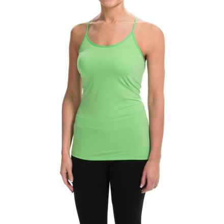 Arc'teryx Phase SL Camisole (For Women) in Green Orchid - Closeouts