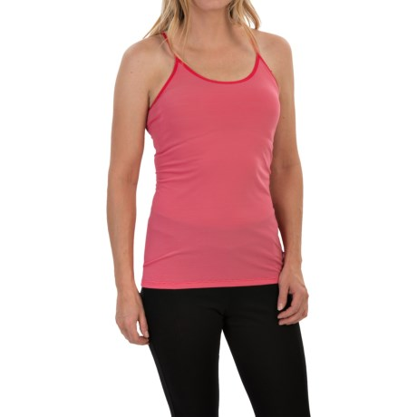 Arc'teryx Phase SL Camisole (For Women) in Pink Lotus