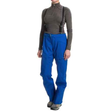 Arc'teryx Procline® AR Windstopper® Pants (For Women) in Somerset Blue - Closeouts