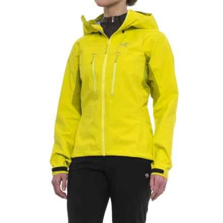 Arc'teryx Procline Comp Gore-Tex® Jacket - Waterproof (For Women) in Euphoria - Closeouts