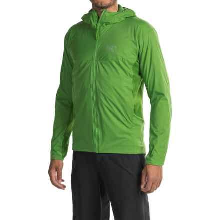 Arc'teryx Procline Hybrid Polartec® Fleece Hoodie - Full Zip (For Men) in Rohdei - Closeouts