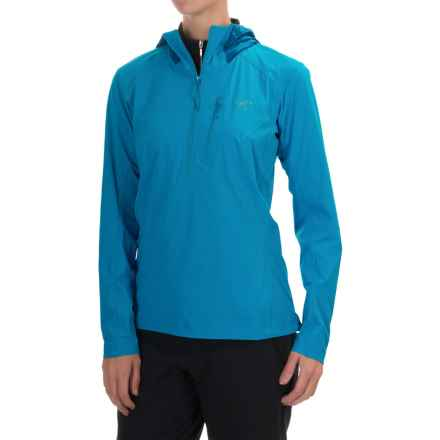 Arc'teryx Psiphon SL Jacket - Zip Neck (For Women) in Riptide - Closeouts