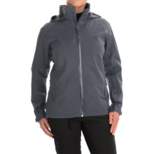 Arc'teryx Ravenna Gore-Tex® Jacket - Waterproof (For Women) in Heron - Closeouts