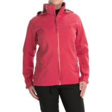 Arc'teryx Ravenna Gore-Tex® Jacket - Waterproof (For Women) in Pink Tulip - Closeouts