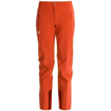 Arc'teryx Ravenna Gore-Tex® Ski Pants - Waterproof (For Women) in Fiesta - Closeouts