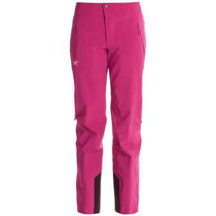 Arc'teryx Ravenna Gore-Tex® Ski Pants - Waterproof (For Women) in Lt Chandra - Closeouts