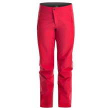 Arc'teryx Ravenna Ski Pants (For Women) in Pink Tulip - Closeouts