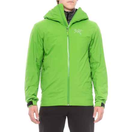 Arc'teryx Rethel Windstopper® Jacket - Insulated (For Men) in Rohdei - Closeouts