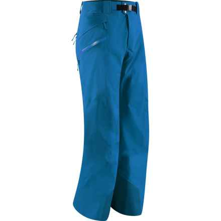Arc'teryx Sabre Gore-Tex® Pants - Waterproof (For Men) in Macaw - Closeouts