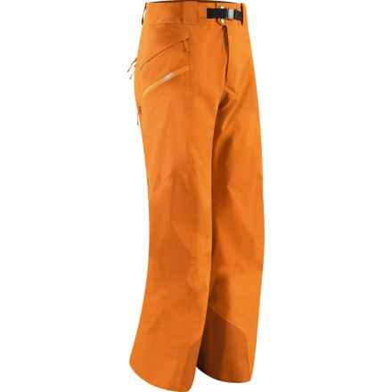 Arc'teryx Sabre Gore-Tex® Pants - Waterproof (For Men) in Madras - Closeouts