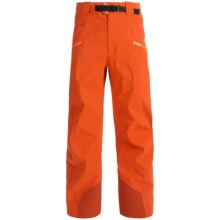 Arc'teryx Sabre Gore-Tex® Pro Hard Shell Pants - Waterproof (For Men) in Tobiko - Closeouts