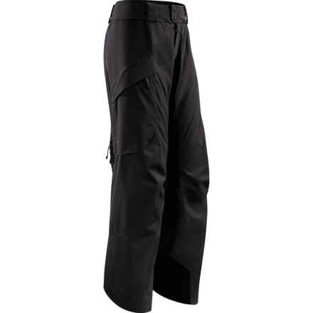 Arc'teryx Sarissa Gore-Tex® Ski Pants - Waterproof, Insulated (For Women) in Black - Closeouts