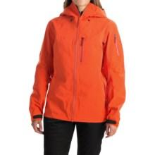 Arc'teryx Scimitar Gore-Tex® Jacket - Waterproof (For Women) in Mango Tango - Closeouts