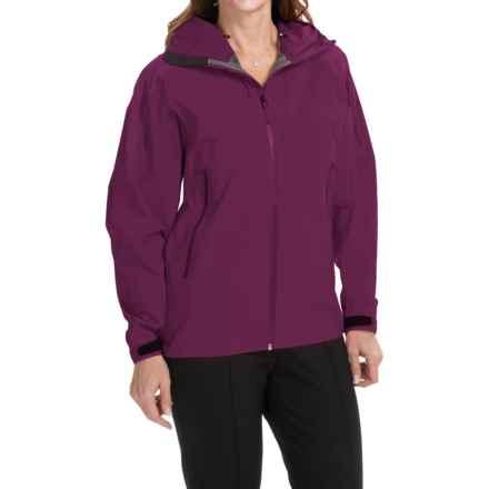 Arc'teryx Sentinel Gore-Tex® Jacket - Waterproof (For Women) in Chandra Purple - Closeouts