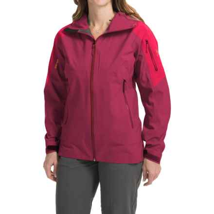 Arc'teryx Sentinel Gore-Tex® Jacket - Waterproof (For Women) in Rose Pink - Closeouts